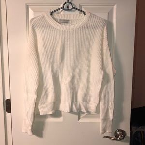 Urban Outfitters White Sweater